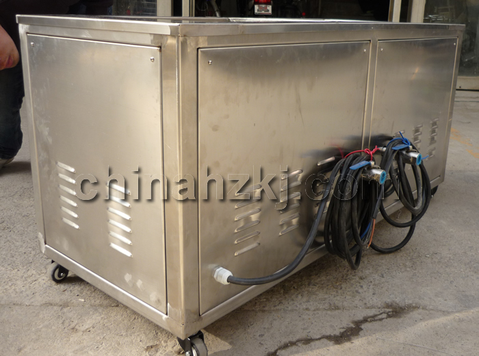 Two-tank Ultrasonic Cleaning Machine