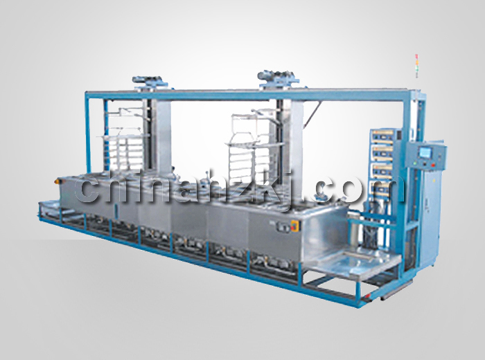 Automatic Mechanical Arm Ultrasonic Cleaning Machines